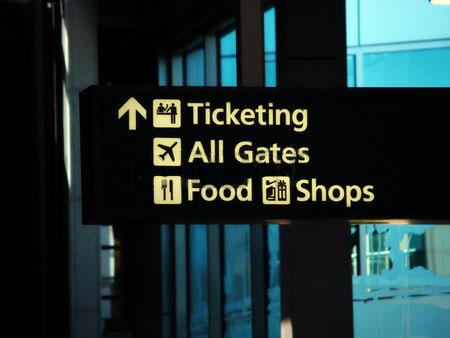 Newark Airport food