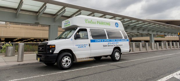 Newark Airport Parking Shuttles