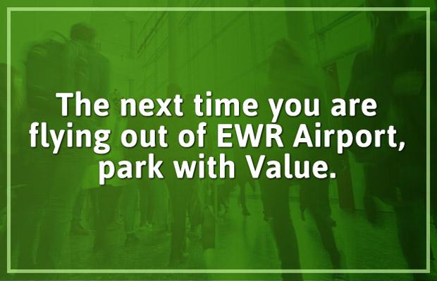 EWR Parking Banner
