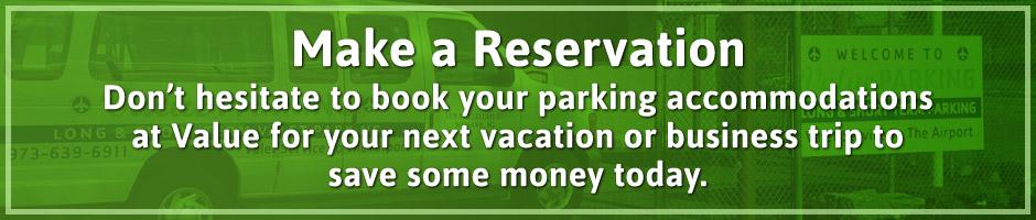 Reserve Affordable Parking Banner